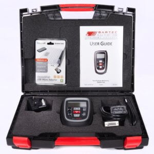 Bartec Tech 500 TPMS tool