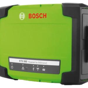 Bosch KTS 560 Interface