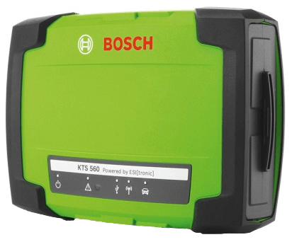 Bosch-KTS-560-Interface