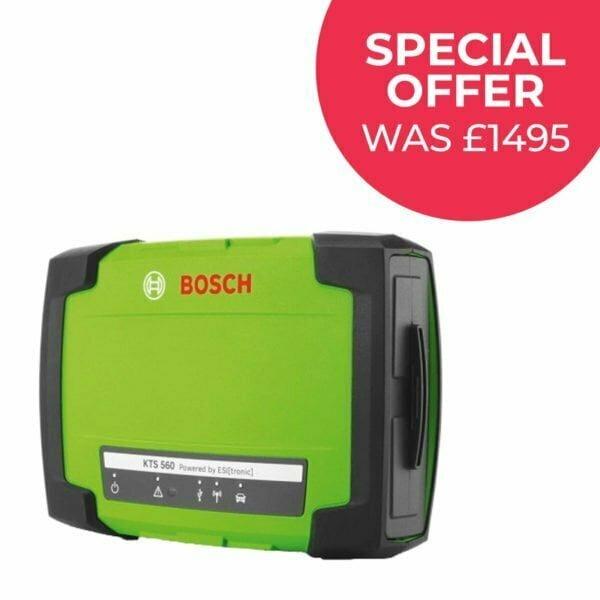 Bosch KTS 560 Special Offer