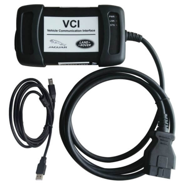 Jaguar-LandRover (JLR) VCI Interface 100% Original