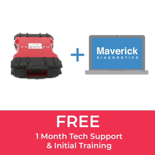 Maverick Bundle Ford VCM Maverick Laptop