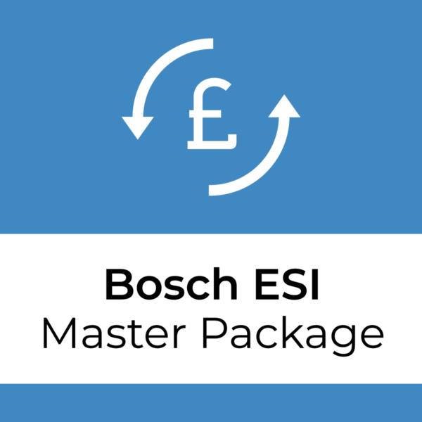 Maverick Diagnostics Bosch ESI License