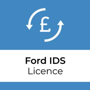 Maverick Diagnostics Ford IDS License