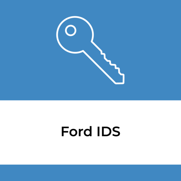 Maverick Diagnostics License Ford IDS