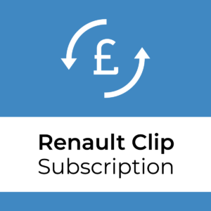 Maverick Diagnostics Renault Clip License