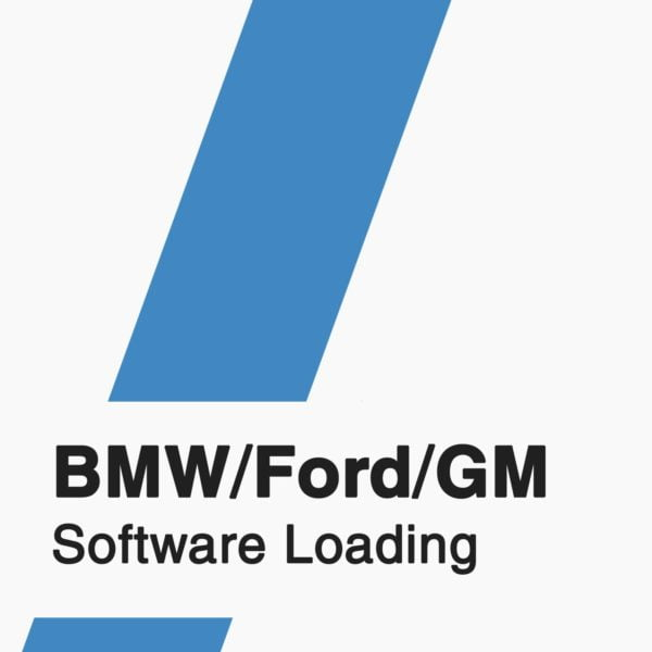 BMW/Ford/GM Software Loading badge