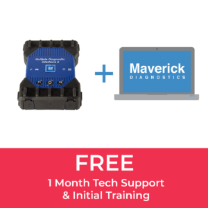Maverick Bundle GM MDI Maverick Laptop