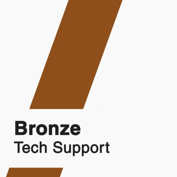 Maverick Diagnostics Bronze Tech Support badge