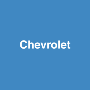 Chevrolet Bundles