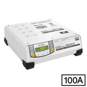GYSFLASH 100-12 HF 100 amp battery support unit