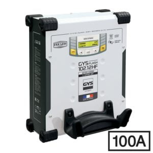 GYSFLASH 102-12 HF 100 amp battery support unit