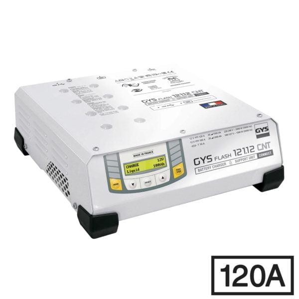GYSFLASH 121-12 CNT 120 amp battery support unit
