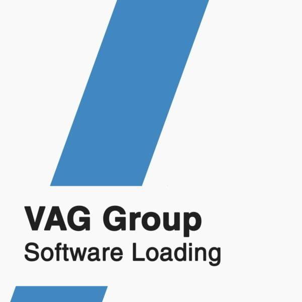 VAG Group Software Loading badge