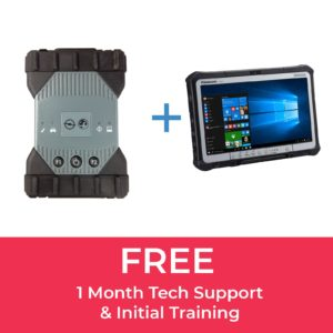 Vauxhall Opel MDI2 (New) & Toughbook CFD1 Bundle