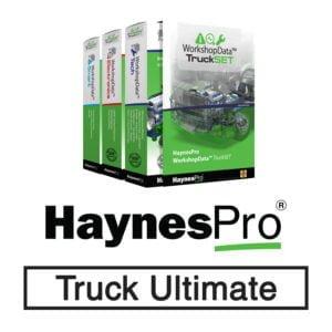 HaynesPro Truck Ultimate package