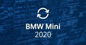 BMW Mini Software Updates 2020