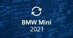 BMW Mini Software Updates 2021