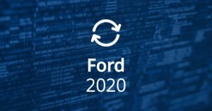 Ford Software Updates 2020