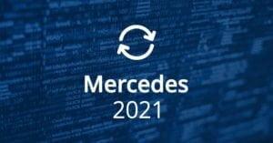 Mercedes Software Updates 2021