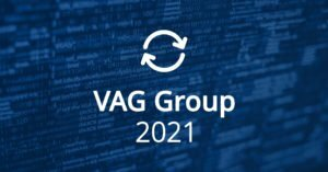 VAG Group Software Updates 2021