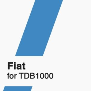 Fiat Software TDB1000 Logo