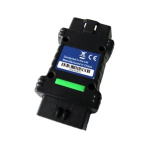 OBD Power Booster and Protector (TDB013) rear