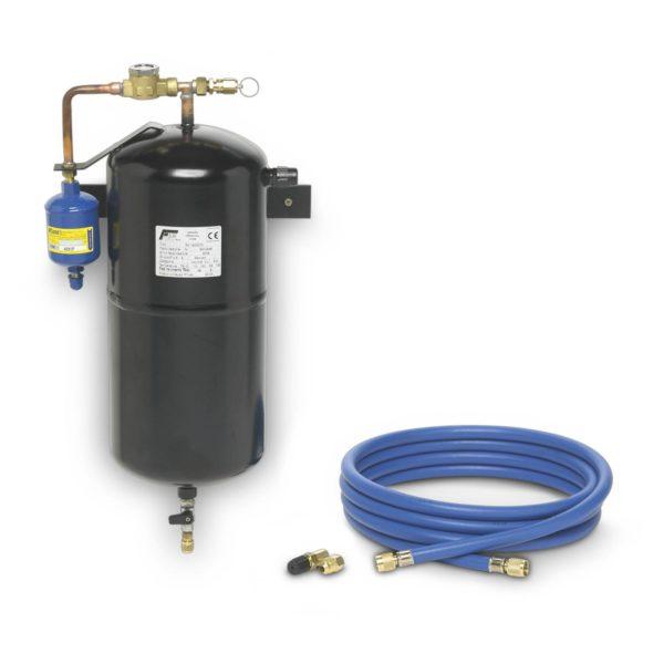 Waeco universal flush container r134a