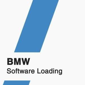 BMW Software Loading badge
