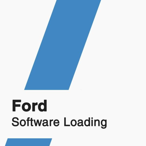 Ford Software Loading badge
