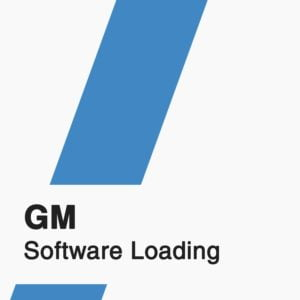 GM Software Loading badge