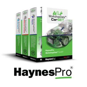 HaynesPro CarSET