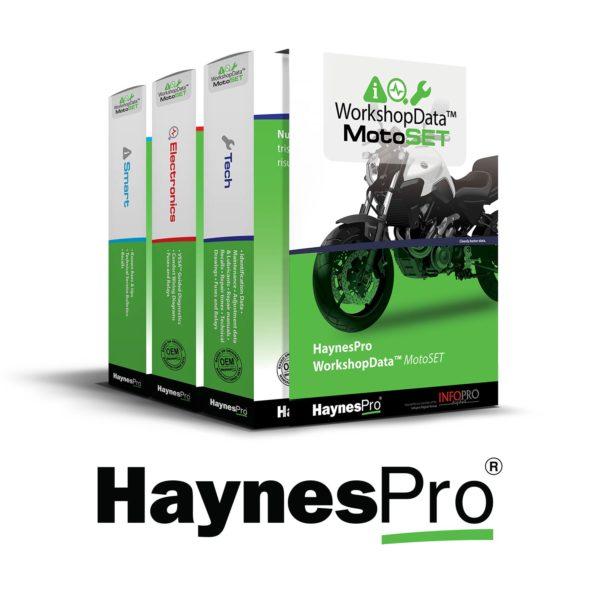 HaynesPro MotoSET
