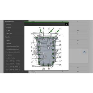 HaynesPro Screenshot Adjustment Data