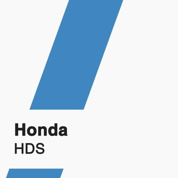 Honda HDS software