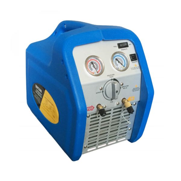 Recovery Unit for All Refrigerants