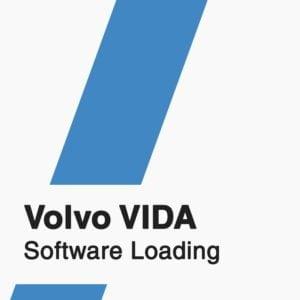 Volvo VIDA Software Loading badge