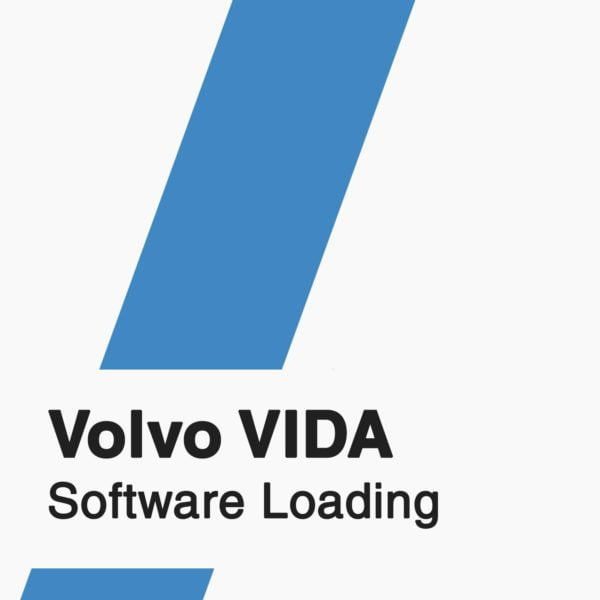 Volvo VIDA Software Loading badge