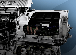 Hybrid Traction System